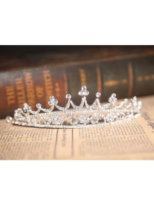 Stunning Alloy Clear Kristalles Wedding Headpieces